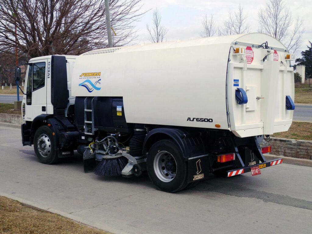Barredora AS 6500