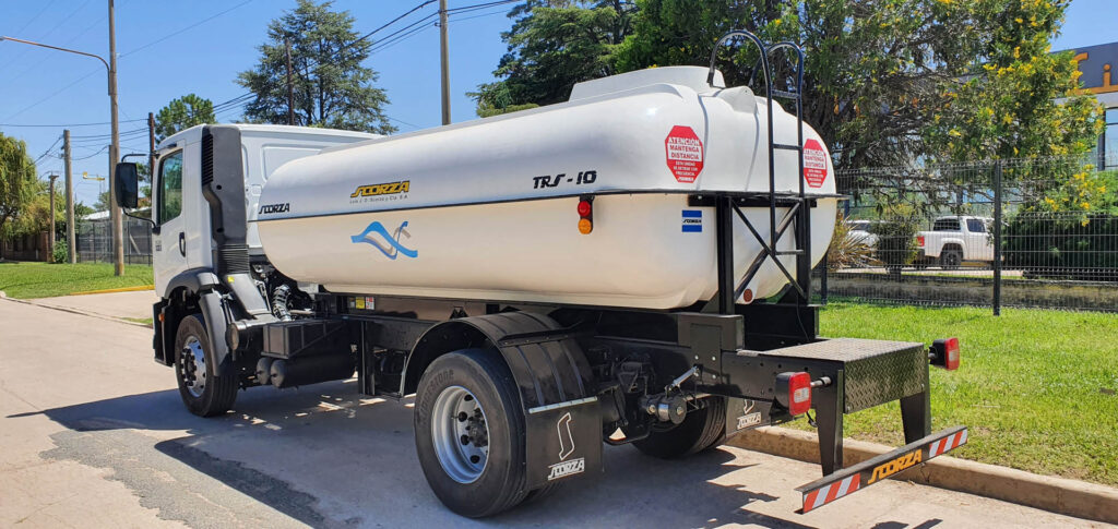 Tanque Regador - TRS