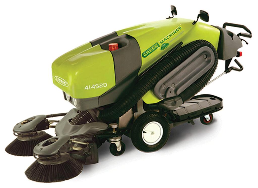Green Machines 414S2D
