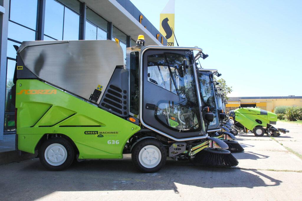 Green Machines 636HS
